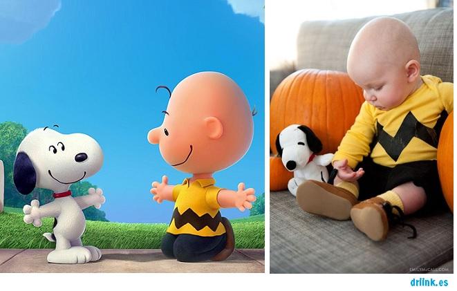 Disfraz Halloween Carlitos Snoopy